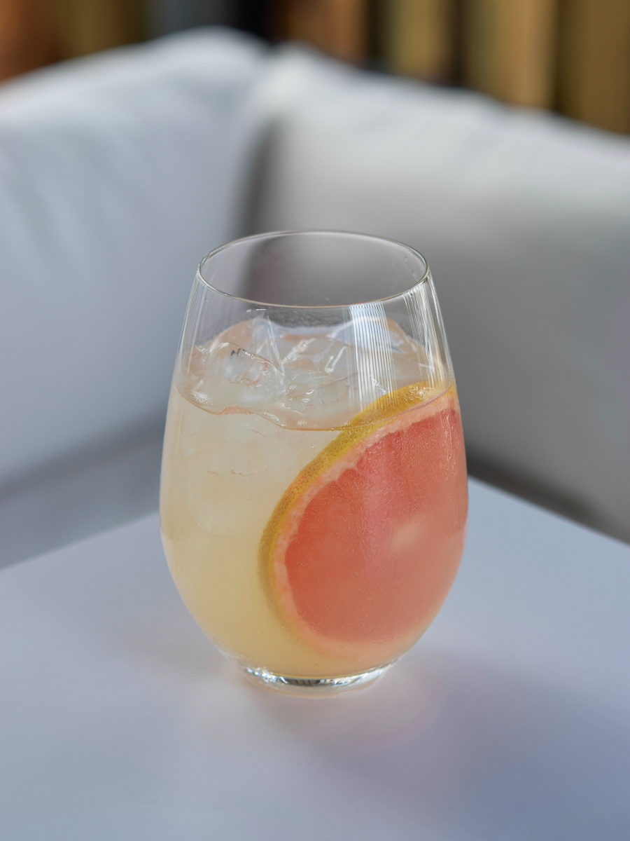 The Summer Gin and Tonic