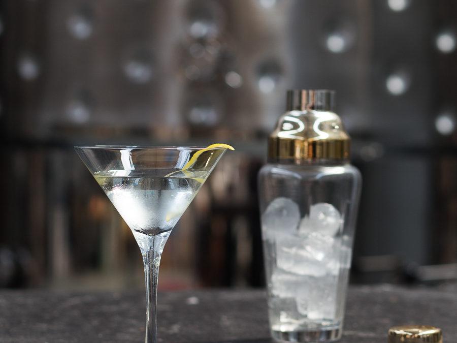 The Hope Dry Martini