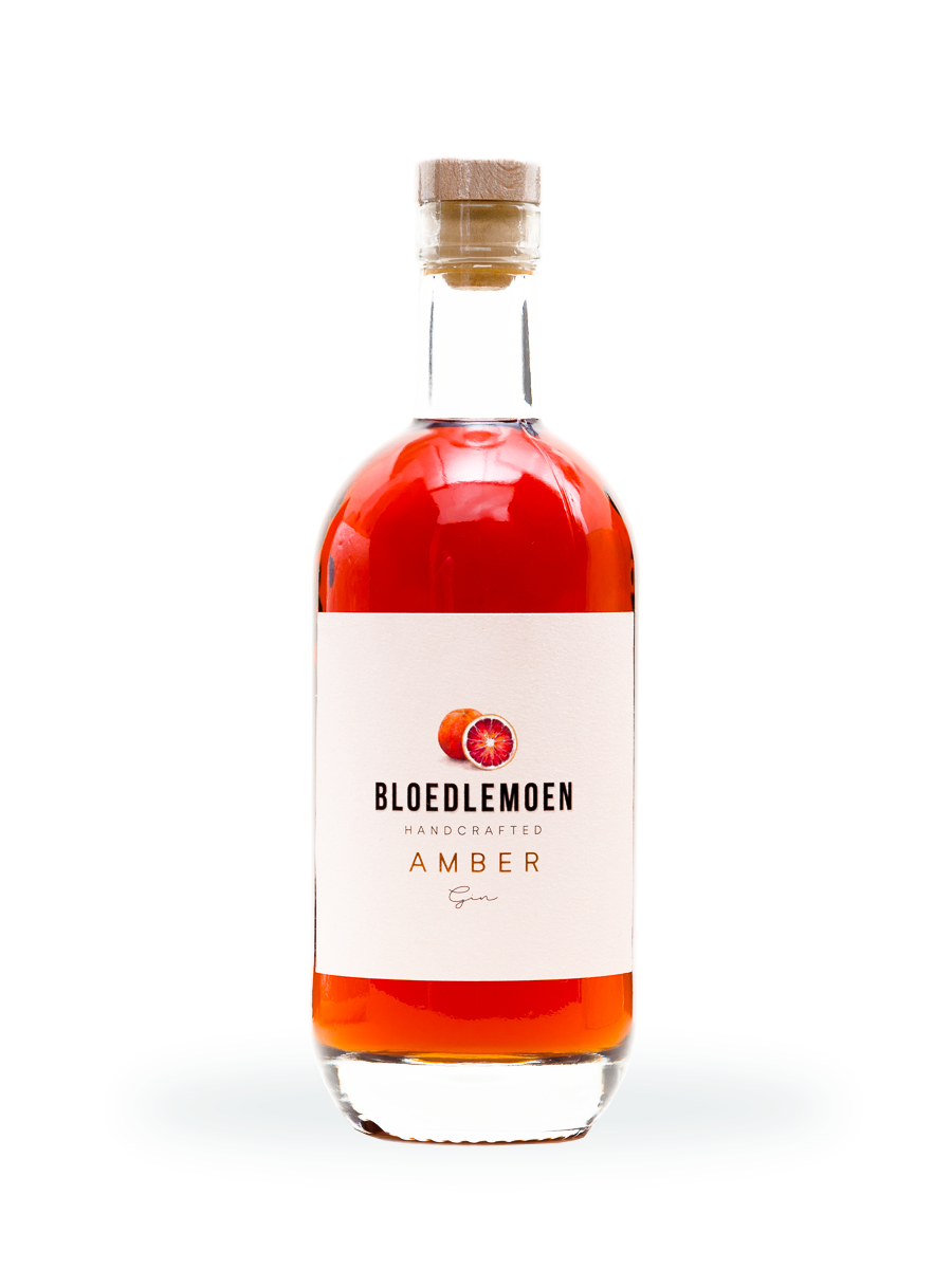 Bloedlemoen Amber Gin