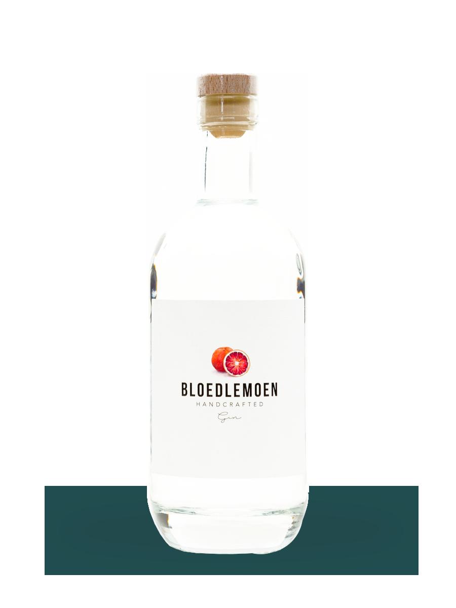Bloedlemoen Gin