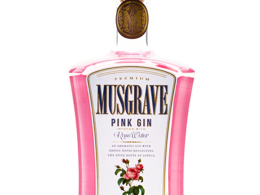 Musgrave Pink Gin